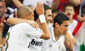 Real Madrid Osasuna vidéo but Ronaldo Benzema (7-1)