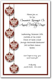 wording for business christmas party invitation wedding