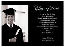 make your own graduation announcements graduation invitation sle cloveranddot