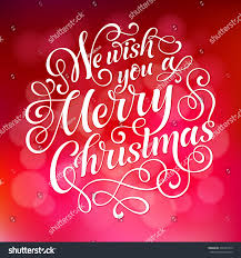 we wish you merry vector stock vector 335347979