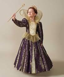 Queen Elizabeth Halloween Costume Marie Antoinette Child Costume Chasing Fireflies Costumes
