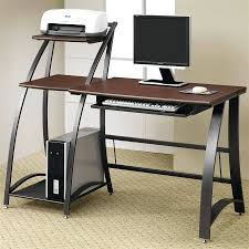 stylish computer desk decoration stylish desks for home office modern computer desk glass