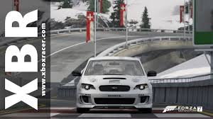subaru legacy stance xbr showroom forza motorsport 7 subaru legacy b4 gt stance youtube