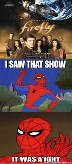 I Saw A Spider Meme - image 578524 60 s spider man know your meme