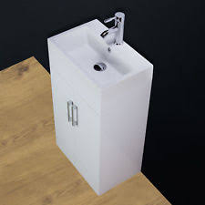 Corner Basins With Vanity Unit Corner Sink Unit Ebay