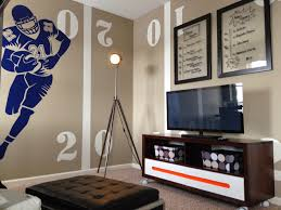 Football Room Decor Boys Football Room This Color So Much More Than Green