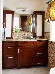 cabinet ideas for bathroom awesome image of bathroom cabinet storage ideas bathroom counter