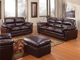 Burgundy Leather Chair And Ottoman Valerie L S Hi 5 Home Furniture