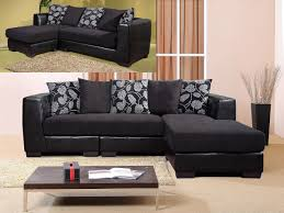 Leather With Fabric Sofas Leather And Fabric Sofa Mix Radiovannes