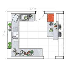 Kitchen Design Plans Modern Kitchen Plan Modern Kitchen Floor Plan Mesmerizing Modern