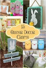 Outside Easter Decor 29 Cool Diy Outdoor Easter Decorating Ideas Christian Holidays