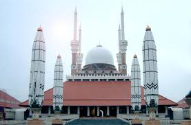 design masjid indah masjid agung jateng skorne haqqislam saracen mideast scenery ideas