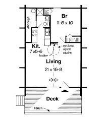 whitmore lake a frame home plan 038d 0477 house plans and more