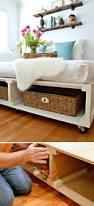 Schlafzimmer Bett Selber Bauen Bett Selber Bauen 12 Einmalige Diy Bett Und Bettrahmen Ideen
