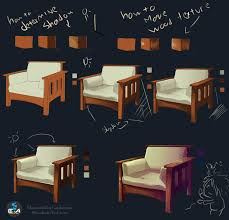 Furniture By The Room Calaymo Claudia Deviantart