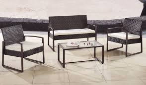 Modern Wicker Patio Furniture by Outdoor Furniture Section Sofamania Com
