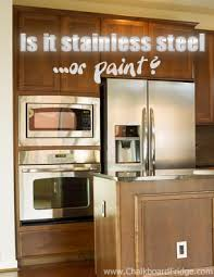 is it stainless steel or is it paint how to paint a