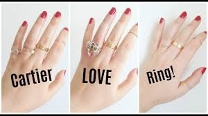 cartier rings images Why the cartier love ring is a great investment price quality jpg