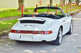porsche 964 cabriolet for sale 1994 964 911 c2 cabriolet for sale in greenwich ct rennlist