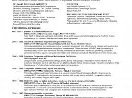 Resume Objective For Restaurant Photography Resume Objective Resume For Graduate Pdf