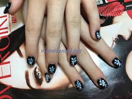 fingern gel design galerie gel nails design gallery victorianail net