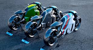 martini livery motorcycle lotus motorcycles c 01 a tron esque tribute to the glory years