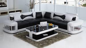 canap style italien moderne italien style coin en bois canapé décors 0413 f3001 dans