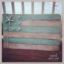 beachy signs reclaimed wood