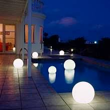 moonlight floating battery light