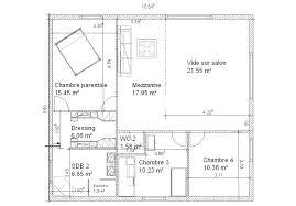plan chambre parentale avec salle de bain et dressing chambre parentale 15m2 plan chambre parentale 16m2 suite avec
