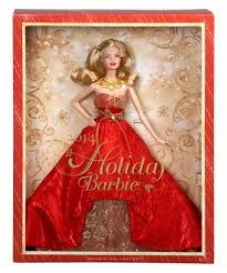 Barbie Box Halloween Costume Sale Amazon Barbie Collector 2014 Holiday Doll Discontinued