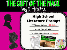 the gift of the magi by o henry text dependent analysis