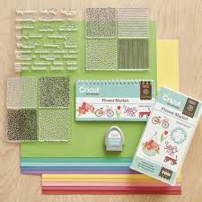 introducing the new cricut flower market collection from close to