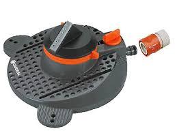 home depot sprinkler design tool gardena full or part circle silent sprinkler the home depot canada