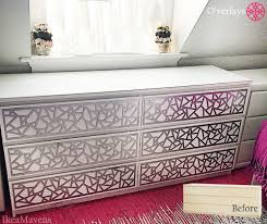 Malm Dresser Hack by 12 Makeovers For The Ikea Dresser Everyone Owns Ikea Malm