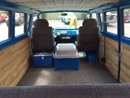 Ford Van Interior Ford E Series Van Window Van 1963 Blue For Sale E12th398656 1963