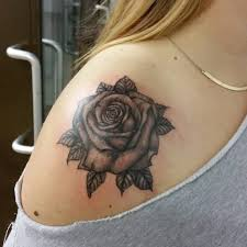 cute tattoos on shoulder back shoulder tattoo female google search