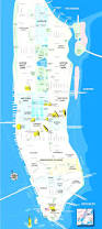 New York City Attractions Map by Large Printable Tourist Attractions Map Of Manhattan New York In