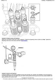 volvo nh valves and unit injectors adjust auto repair manual