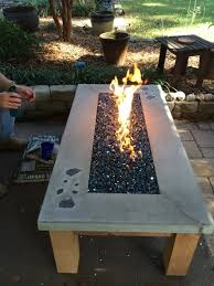 Diy Propane Firepit Outstanding Easy Pits 24 Diy Propane Ring Complete