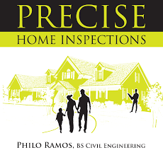 home inspection logo design home