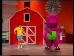 The Backyard Show Book Barney by Barney U0026 The Backyard Gang Barney In Concert Episode 7 Youtube