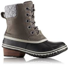 womens sorel boots in canada sorel slimpack ii lace winter boots s rei com