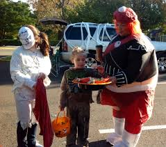 sks celebrates halloween with u201c trunk and treat