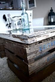 display wood pallet old window coffee table youtube
