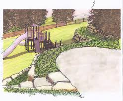 concepts craig richmond landscape architecture silver spring md manhasset play area concept render 1