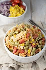Best Pasta Salad Recipe by Fresh U0026 Simple Italian Pasta Salad