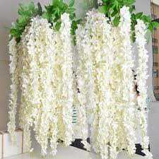 cheap silk flowers artificial wisteria flower wholesale artificial wisteria