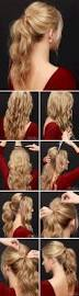 20 ponytail hacks for every hair length and every event pony