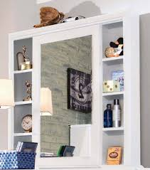white bathroom mirror cabinet white cabinet bathroom mirror home interiors